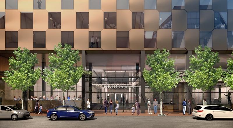 PARKROYAL Parramatta Exterior view 2LR