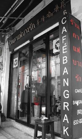 cafe bangrak