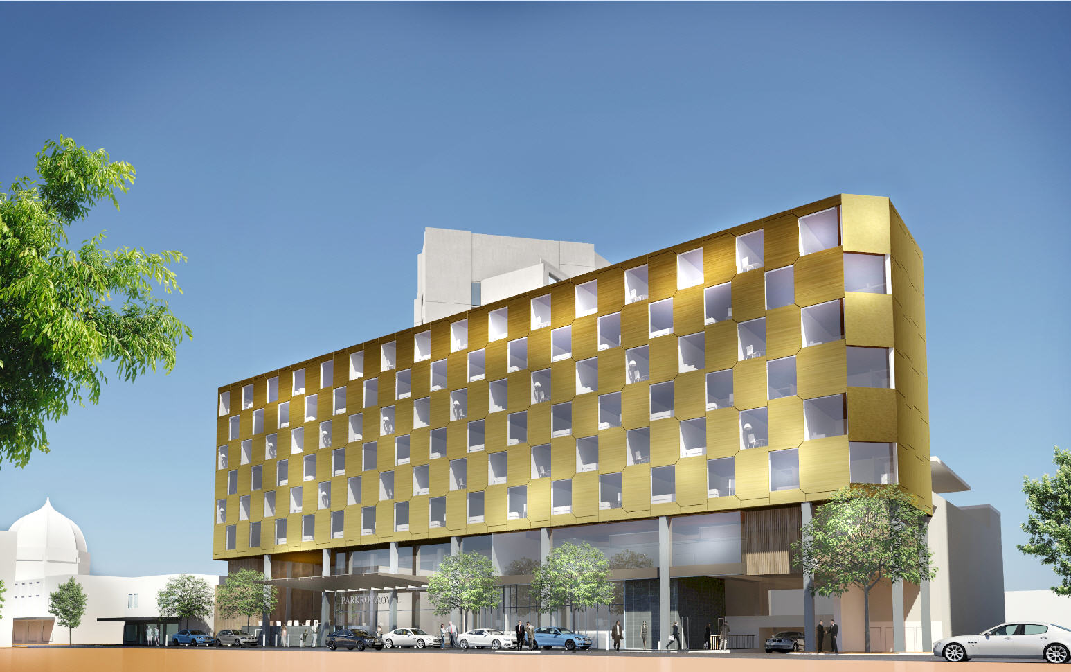 PARKROYAL Parramatta Exterior view 1